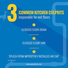 Kitchen Floor Drains Permadrain