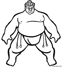 Small Picture Printable Wrestling Coloring Pages For Kids Cool2bKids