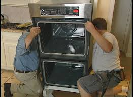 how to install an electric wall oven