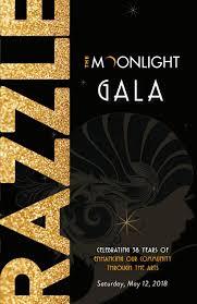The Moonlight Gala Program By Nicole Jasso Design Issuu