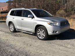 Toyota Highlander Hybrid Limited 4wds for sale in North Little ...