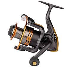 Goture Spinning Fishing Reel - Metal Spool 6+1BB ... - Amazon.com