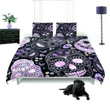 skull comforter set skull bed sheets queen image of skull comforter bed set image sugar skull skull comforter set