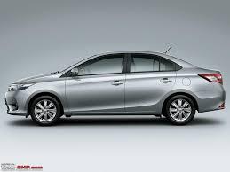 Scoop! Toyota Vios caught testing in Bangalore Edit: it's the ...