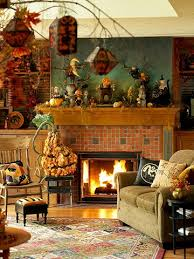 Cool Halloween Living Room Decorating Ideas