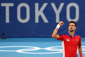 Tennis-'Pressure is privilege' for ...