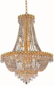 c121 gold 1900 2430 century collectionempire style chandelier chandeliers crystal chandelier