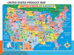 ขนาดใหญ่บนแผนที่ของสหรัฐอเมริกา-สหรัฐอเมริกาแผนที่ขนาดใหญ่(อนเหนือของอเมริกา -Americas)