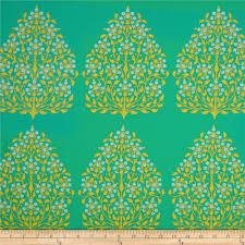 Amy Butler Home Decor Fabric Amy Butler Lark Home Decor Sateen Henna Trees Grass Discount