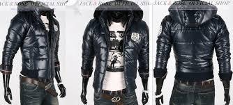 men s jackets men s quilted short down jacket slim down coat down vest free