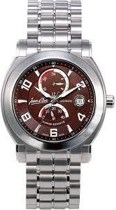 <b>WATCH</b>.UA™ - <b>Мужские часы</b> Jean D`eve 847051RS.<b>AA</b> цена ...