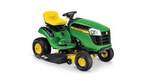 lawn tractors john deere s