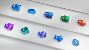 Microsoft Redesigns Office 365 Apps Icons For The First Time Since