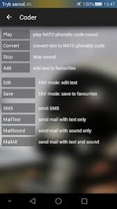 This phonetic alphabet translator will phoneticise any text that you enter in the below box. Nato Phonetic Alphabet Code 1 02 Apk Androidappsapk Co