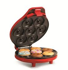 Bella Mini Donut Maker - available at Walmart and is cheaper than the  babycakes one!