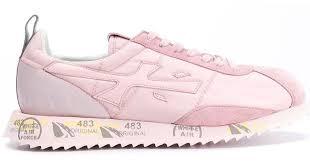 Кроссовки 'hattori' Premiata, цвет: Розовый, материал: Синтетика ...