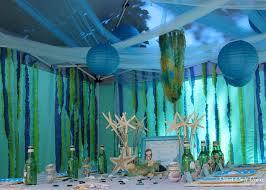 decoration under the sea