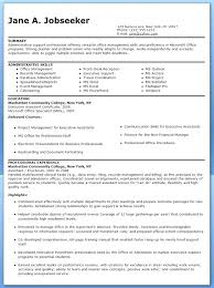 Office Administration Resume Samples Office Administrative Assistant Resume Sample How To Write A For