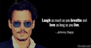 Johnny Depp Quotes About Love Enchanting Top 48 Johnny Depp Quotes That Will Change How You Look At Life