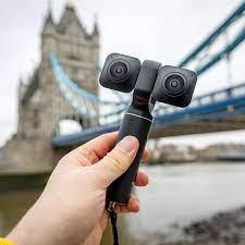 Vuze XR im Test: 2-in-1-Kamera für 360 Grad und 180 Grad ausprobiert -  Netzpiloten.de