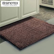 Thick Bathroom Rugs Aliexpresscom Buy Brown Mat Thick Shaggy Soft Rug Large Size
