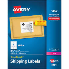 Avery 5164 Labels