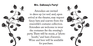 join mrs dalloway at her party at woolfconf blogging woolf mrs dalloway s party 2 woolfconf15