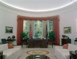 oval office history. Oval Office Replica Reagan History