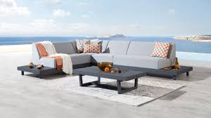 Shop for the Alvory Outdoor L Shape Lounge System and a wide range of  Outdoor Corner Lounges. Showrooms in Sydney, Mel… | Outdoor lounge,  Outdoor, Outdoor furniture