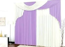 Plum Curtains For Bedroom Purple And White Curtains Bedrooms Purple ...