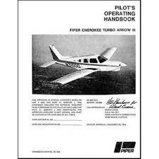 Cherokee 140 Performance Charts Piper Pa 28 Aircraft Manuals Pilotmall Com