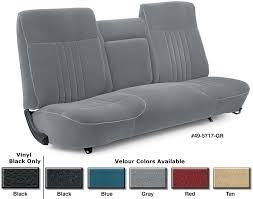 original style vinyl velour seat reupholstery kits