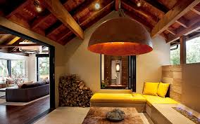 view in gallery perfect pendant for the rustic living room