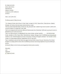 Affidavit Of Support Letter Beauteous How To Write An Affidavit Of Support Letter Choice Image Letter