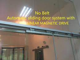 automatic sliding door opener