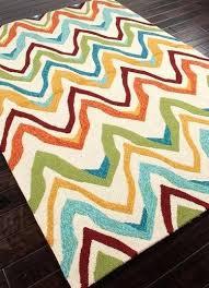 teal green yellow rug modern summer bright lemon fruits watercolor ilration pattern