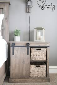 do it yourself bedroom furniture. perfect bedroom free plans and howto video to build this diy sliding barn door nightstand  to do it yourself bedroom furniture