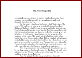 autobiography examples for high school students impression see how  autobiography examples for high school students impression see how an essay cropped 1 life story