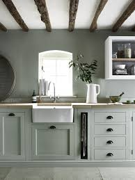 Henley kitchen hand painted in Sage home interiors