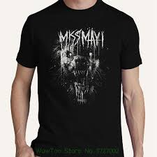 Miss May I Metalcore Band S M L Xl 2xl 3xl T Shirt Tee Monument Print T Shirt Mens Short Sleeve Hot