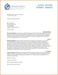 Collection Of Solutions Standard Business Letter Format With
