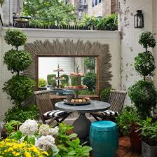 Small Picture Small Home Garden Design Markcastroco