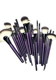 purple tulip 24 piece brush set