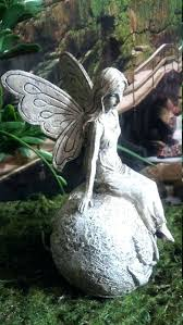 fairy statue for garden large statues resin zoom sitting