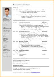 Resume Job Examples Oneswordnet Resumes Experience Objective Entry