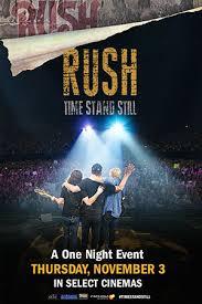 Rush: Time Stand Still (2016) subtitulada