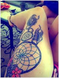 What Does A Dream Catcher Tattoo Mean 100 Amazing Dreamcatcher Tattoos and Meanings 25