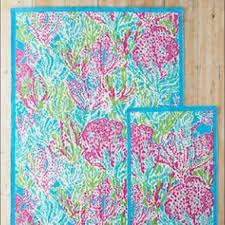 architecture and home minimalist lilly pulitzer rug on other new 4x6 lets cha poshmark lilly