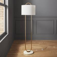 floor lamps. Warner Marble Base Floor Lamp Lamps