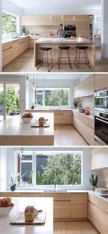 Kitchen Wooden Furniture 17 Best Ideas About Wooden Kitchen Cabinets On Pinterest Neutral